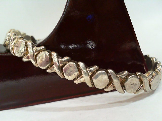 Silver Bracelet 925 Silver 12.3g
