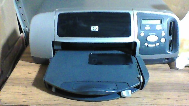 HP PHOTOSMART PRINTER 7350