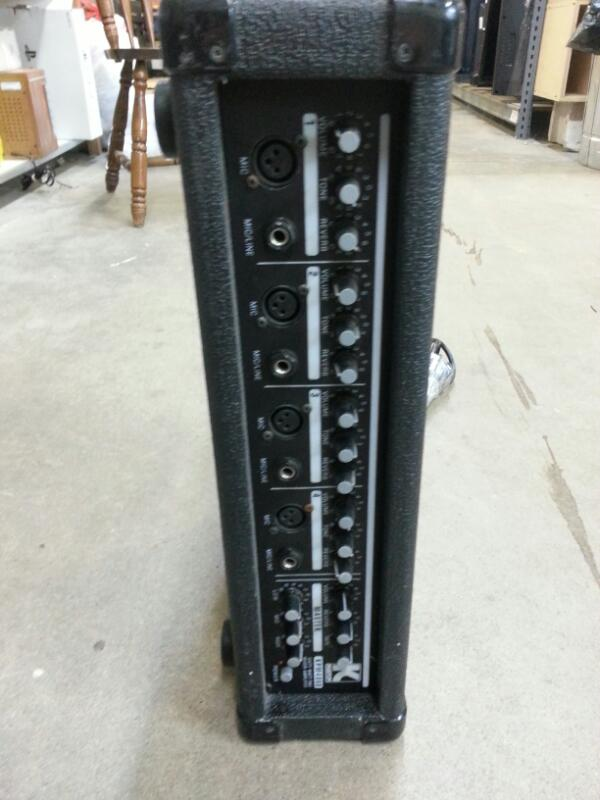KUSTOM AMPLIFICATION PA System KPM4060