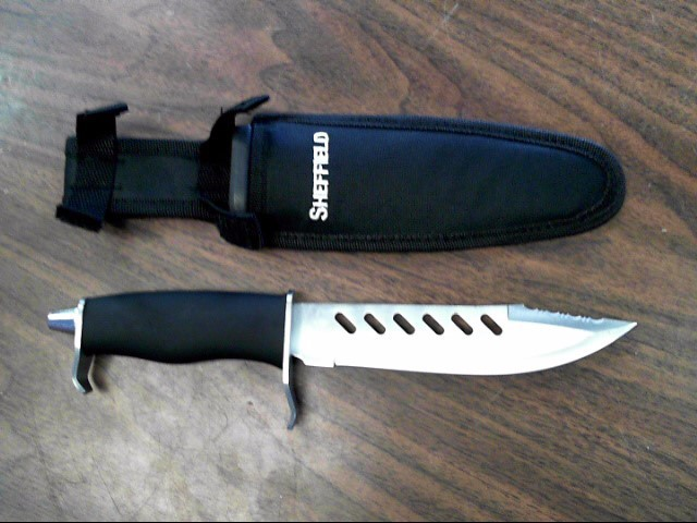 SHEFFIELD Combat Knife ROGUE