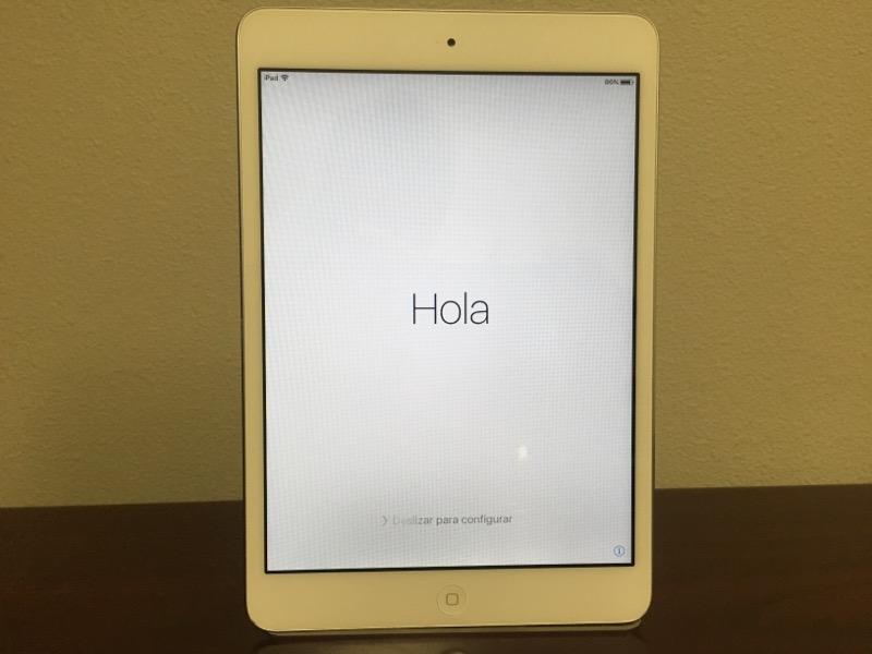 APPLE Tablet IPAD MINI A1432