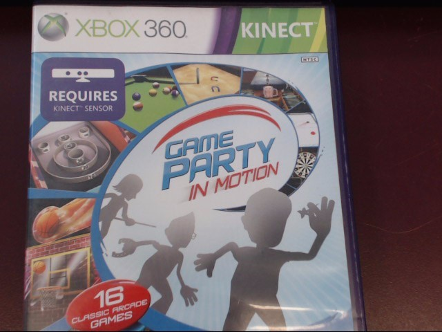 MICROSOFT Microsoft XBOX 360 QUANTITY - XBOX 360 - GAMES
