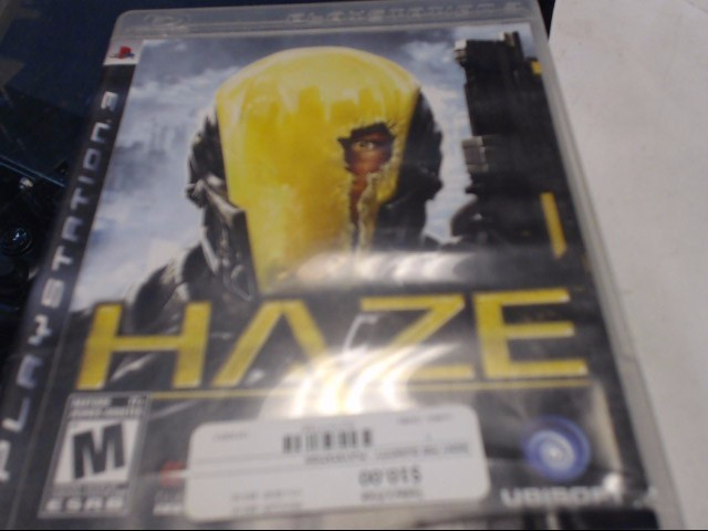 SONY PS3 HAZE