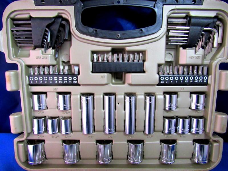 116-PC SOCKET SET
