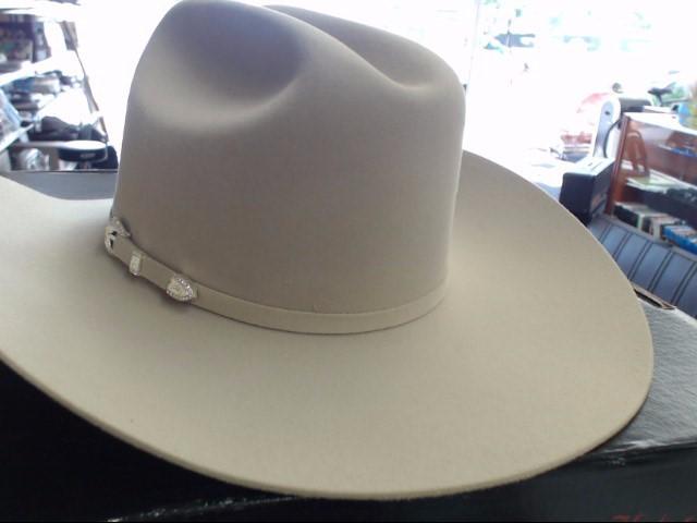 STETSON Hat SHASTA Size 7 R
