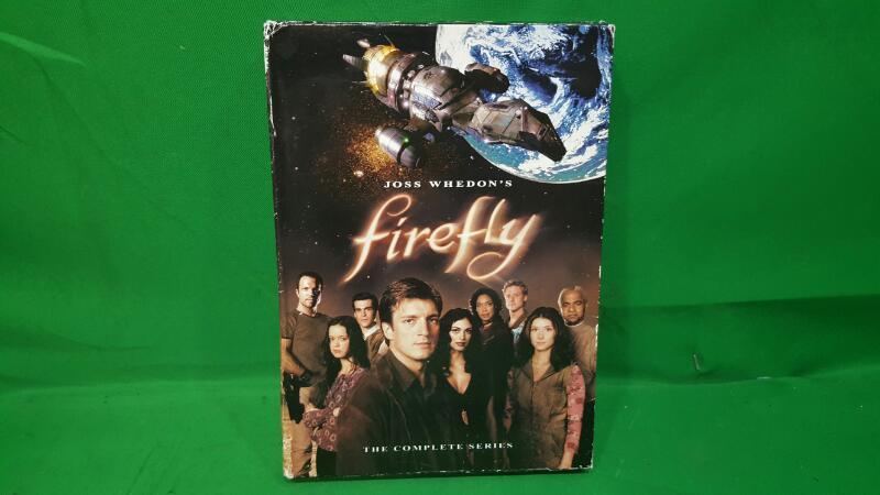 DVD MOVIE DVD FIREFLY