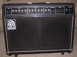 AMPEG Electric Guitar Amp VH 140C COMBO