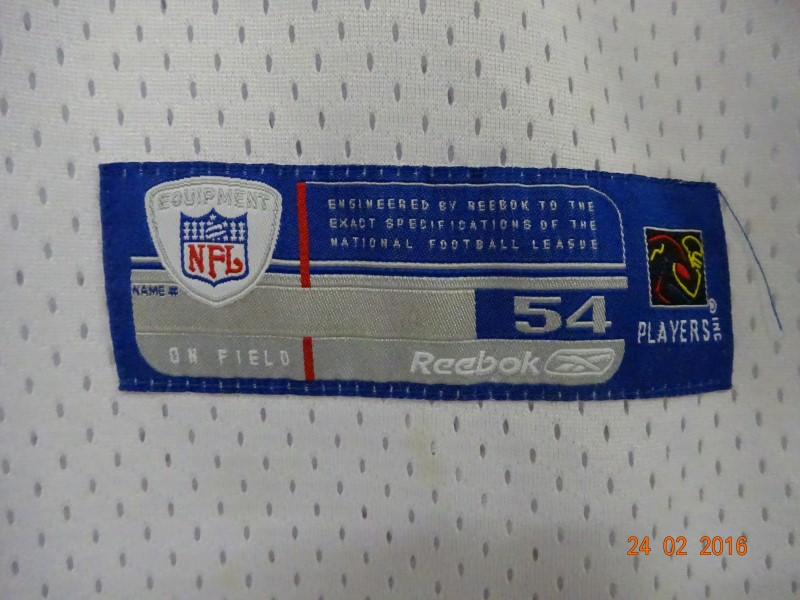 REEBOK Coat/Jacket REEBOK NFL JERSEY