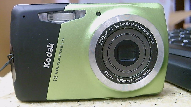 KODAK Digital Camera EASYSHARE M530