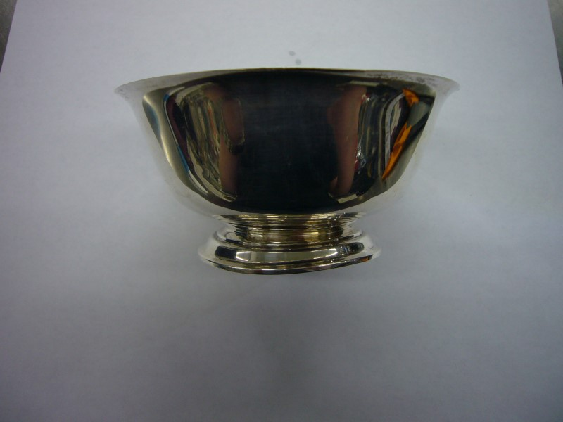 STERLING CANDY DISH 109.3G