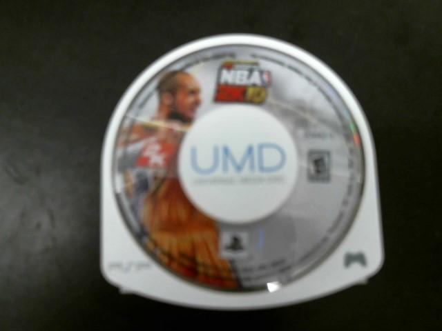 SONY Sony PSP Game PSP NBA 2K10