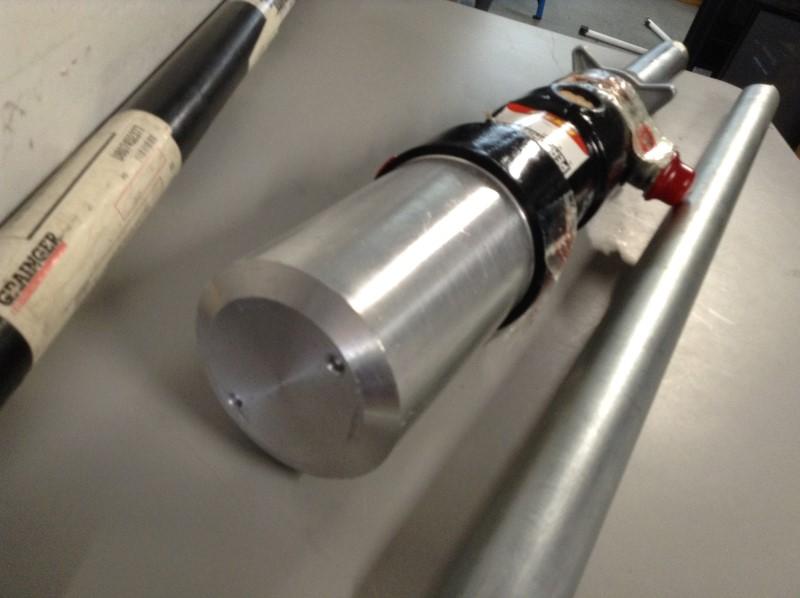 PUMP MASTER # 347 163 AIR POWERED 5:1/S HD RATIO PUMP CQ