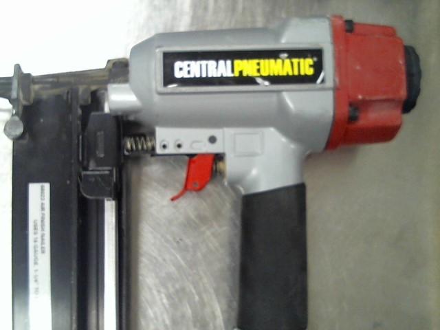 CENTRAL PNEUMATIC Nailer/Stapler 68023 `AIR `FINISH NAILER 16 GAUGE