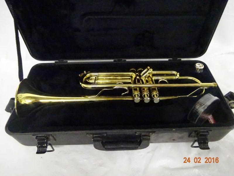 VINCENT BACH Trumpet & Coronet OMEGA TRUMPET