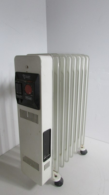 DeLongHi OIL HEATER 1500watt