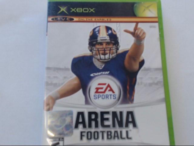 XBOX - ARENA FOOTBALL