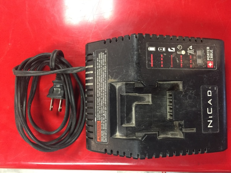 PORTER CABLE Battery/Charger CHARGER CHARGER