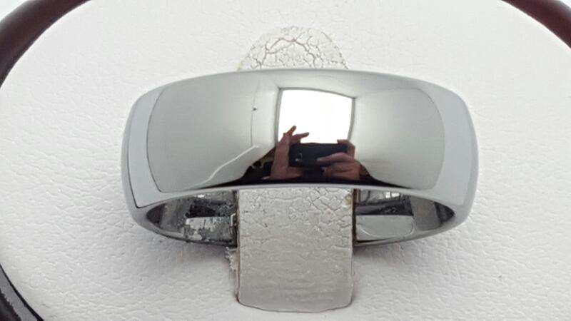 Artcarved Gent's Ring Tungsten carbide size: 10