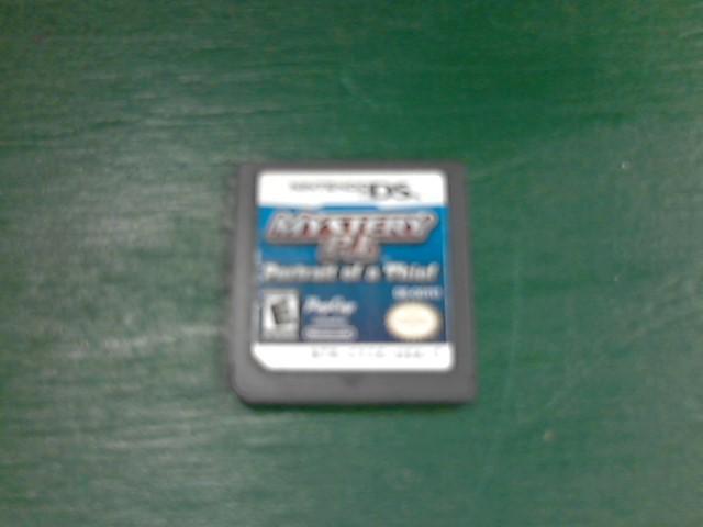 NINTENDO Nintendo DS Game MYSTERY P. I.