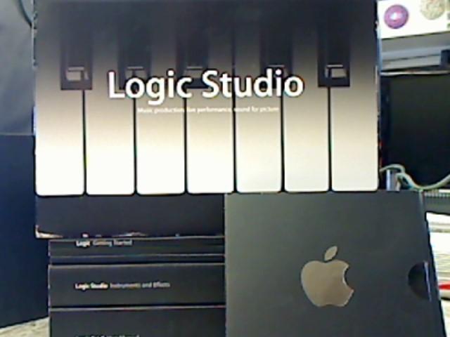APPLE LOGIC STUDIO 8