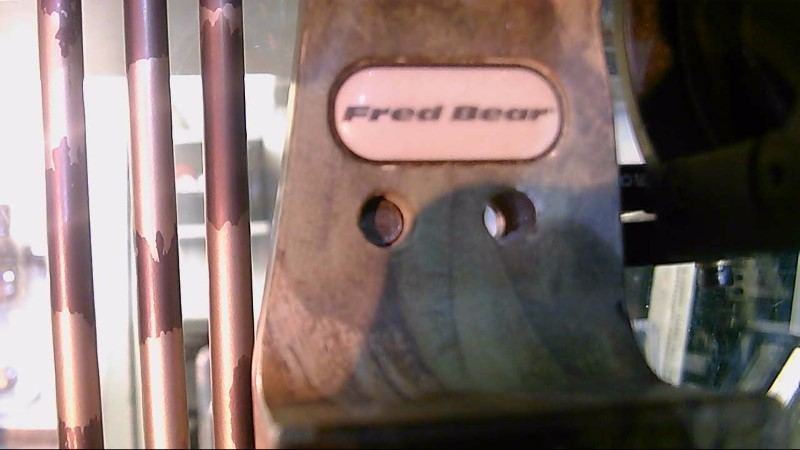 Fred Bear Advantage Hunter Compound Bow