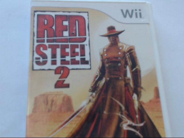 NINTENDO WII RED STEEL 2
