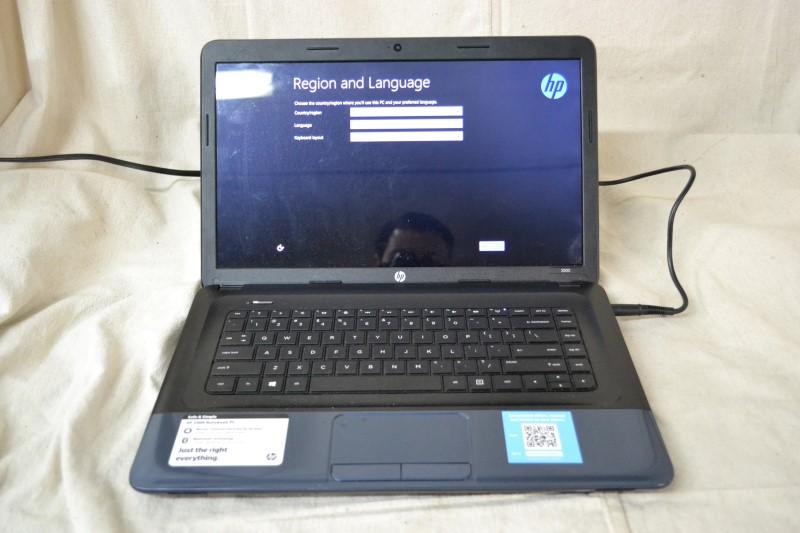 HEWLETT PACKARD PC Laptop/Netbook 15-B119WM
