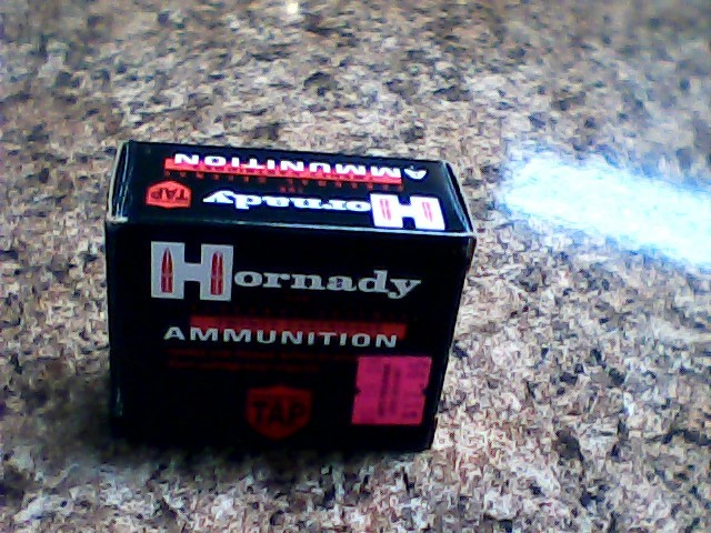 HORNADY Ammunition 40