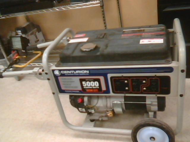 GENERAC Generator PORTABLE GENERATOR 1276 - TRANSFER SYSTEM