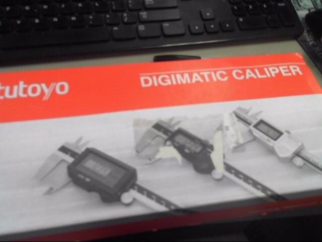 MITUTOYO Micrometer 500 197