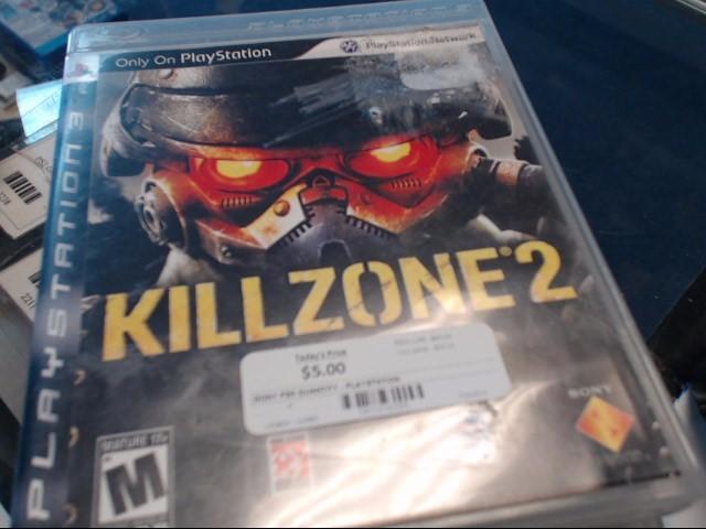 SONY PS3 KILLZONE 2