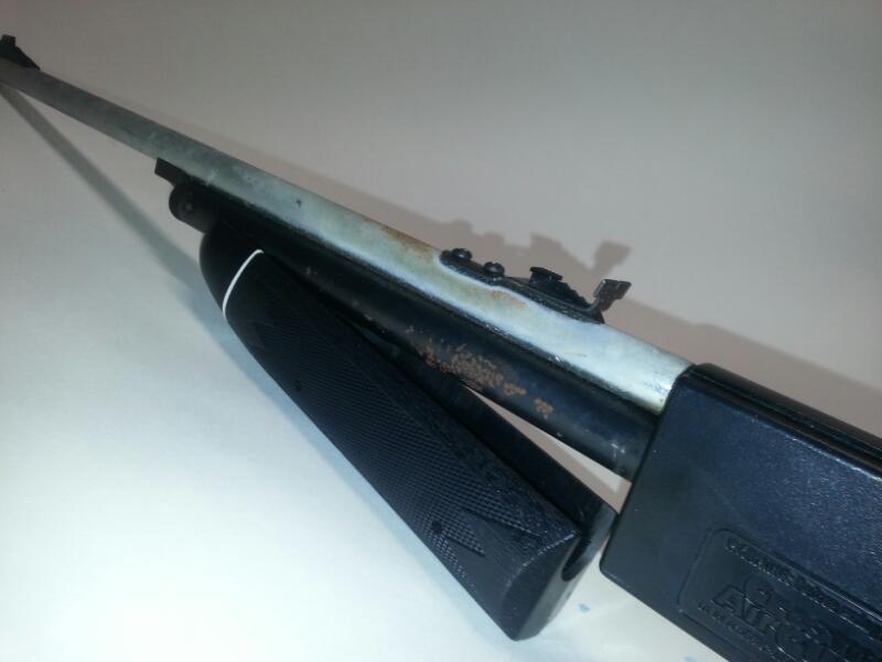 % Crosman 66C 66Powermaster BB Gun Black As Is Loos Stock/Pump