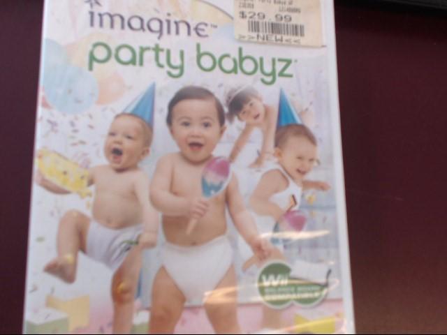 NINTENDO WII PARTY BABYZ