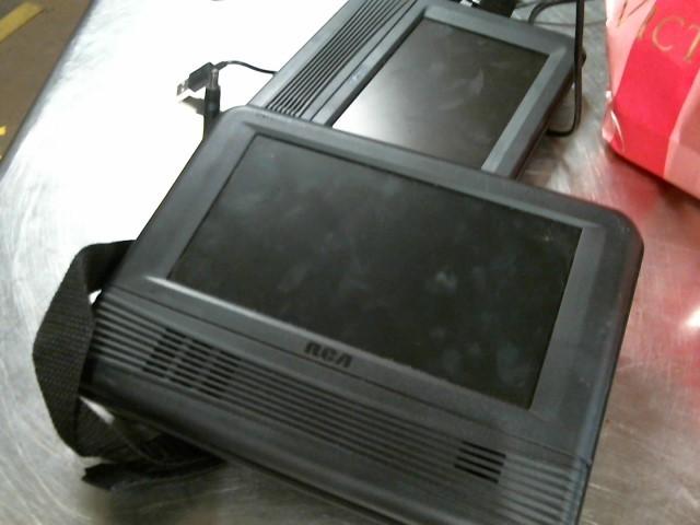 RCA Portable DVD Player DRC69705E DVD PLAYER