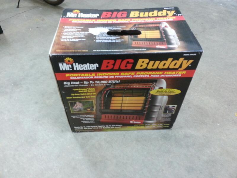 MR HEATER Heater BIG BUDDY