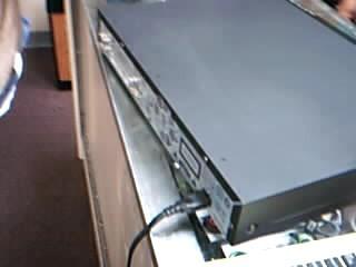 MAGNAVOX DVD Player NB500MS9