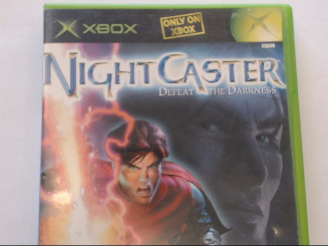XBOX NIGHTCASTER DEFEAT THE DARKNESS