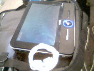 PHILIPS Portable DVD Player DCP851/37