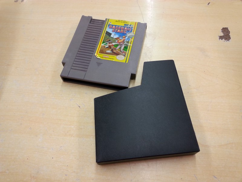 NINTENDO Nintendo NES Game BASEBALL STARS