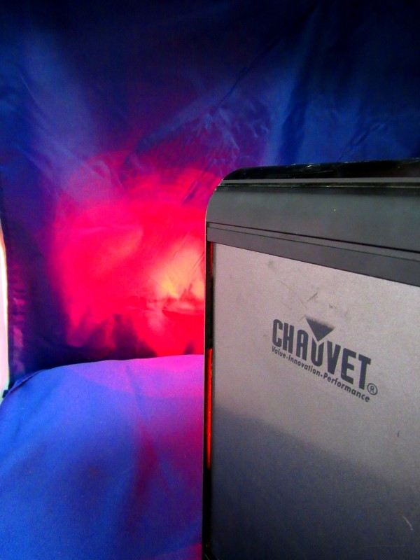 CHAUVET VUE 3 LED DJ LIGHTING EFFECT