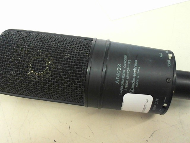 AUDIO-TECHNICA Microphone AT4033