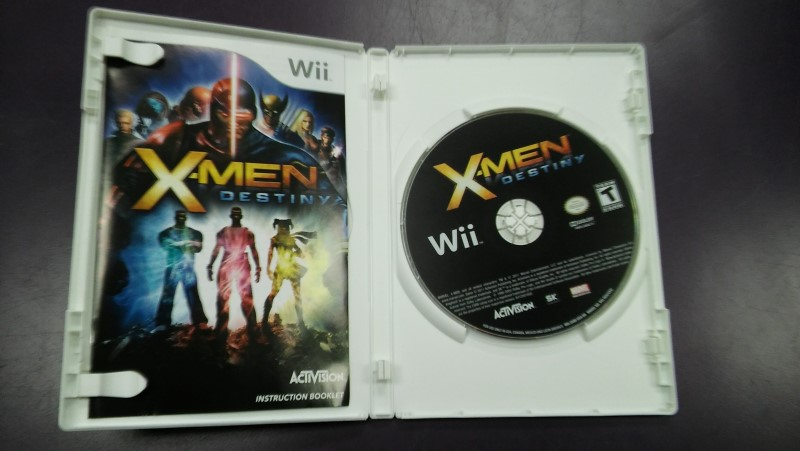 NINTENDO WII X-MEN DESTINY