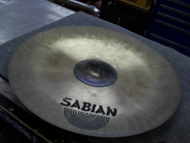 """SABIAN Cymbal AAX 21"""""""