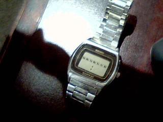 SEIKO Gent's Wristwatch 0139-5029
