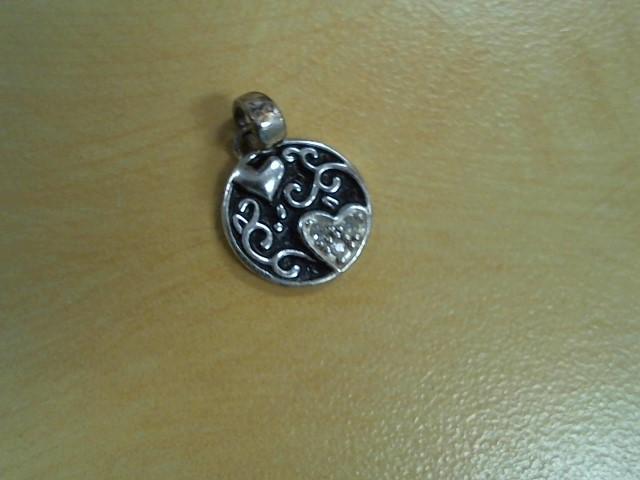 Silver Pendant 925 Silver 2g