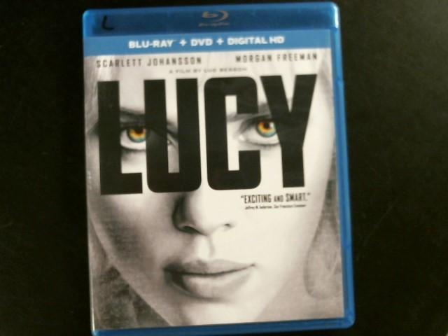 BLU-RAY MOVIE Blu-Ray LUCY