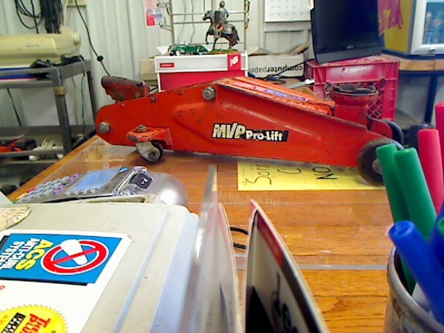 MVP Floor Jack F-395 JACK