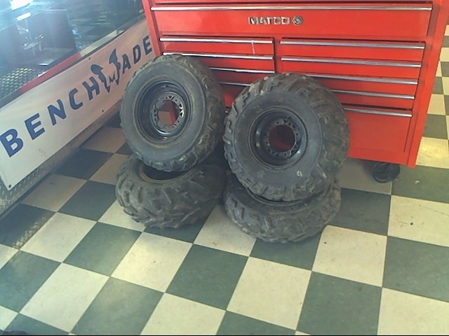 GOODYEAR Other Vehicle Part RIMS AND TIRES