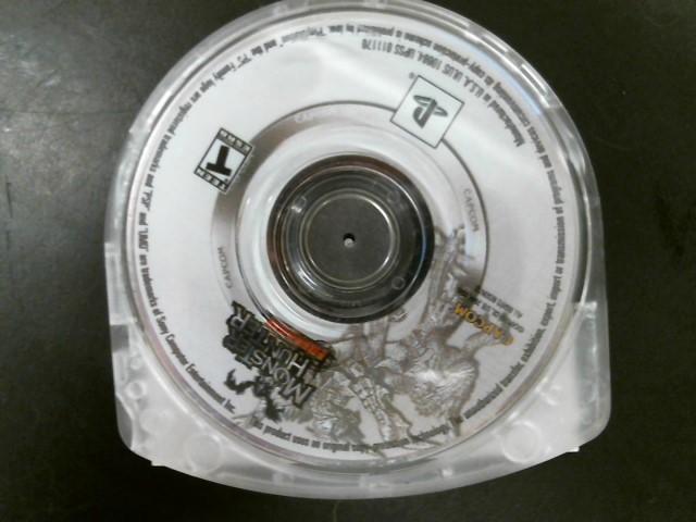SONY Sony PSP Game MONSTER HUNTER FREEDOM PSP
