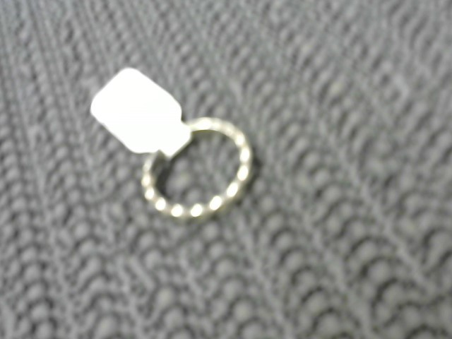 Lady's Gold Ring 10K Yellow Gold 0.9g Size:7.5